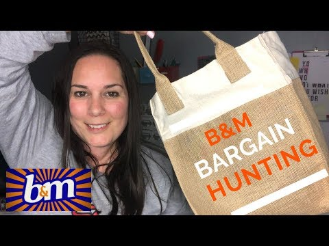 Bargain Hunting At B&M Stores - B&M Bargains Haul