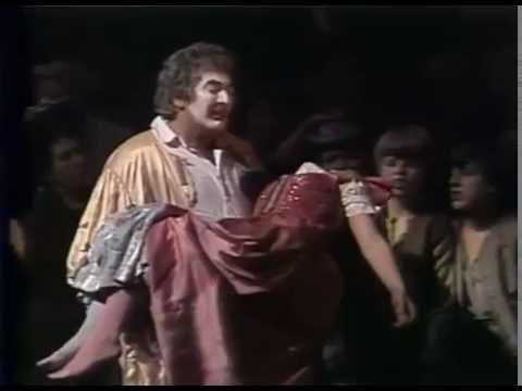 Placido Domingo - No, pagliaccio non son