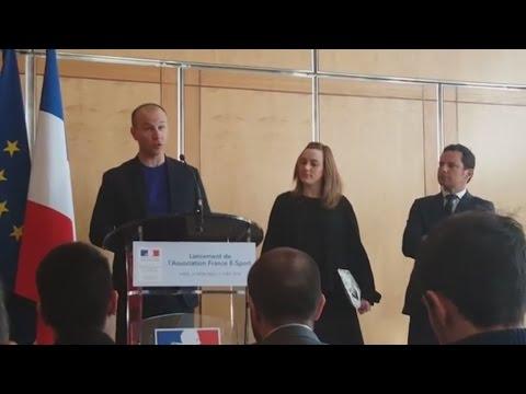 Lancement de l'Association France E-Sport -