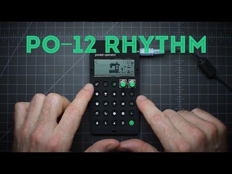 TE PO-12 Rhythm Introduction