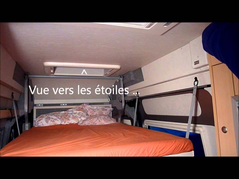 Is re evasion mod le queyras lit pavillon lectrique youtube - Lit electrique 180x200 ...