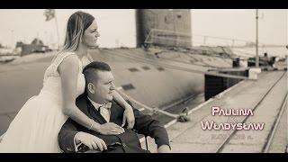 TELEDYSK- PAULINA i WŁODEK -02 07 2016 -Zajazd Leśny Dworek Korne