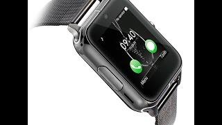 Полный обзор наручных часов Smart Watch PK LF11/Сопрягается с Android и Windows Phone!