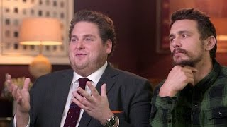 """Gambar cover """"True Story"""": Jonah Hill and Franco on new movie, friendship and careers"""