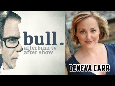 Bull   Geneva Carr Interview   AfterBuzz TV