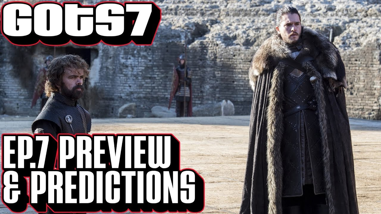 'Game of Thrones' Season 7 Finale Predictions: Jon Snow and Dany Make Love, the Wall Will Fall, and More