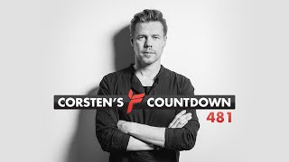 Corsten's Countdown #481 -  Official Podcast HD