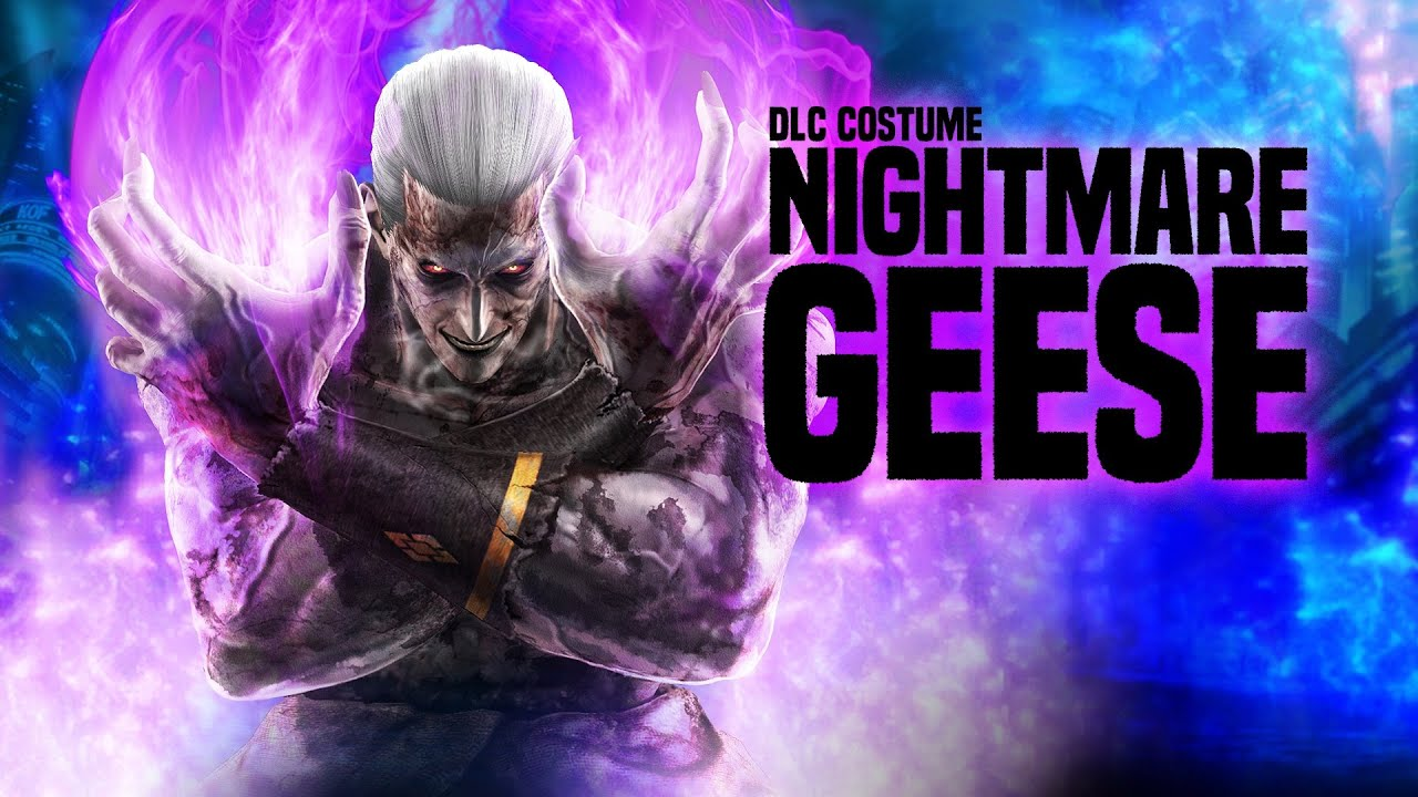 Nightmare Geese In The King Of Fighters Xiv Youtube