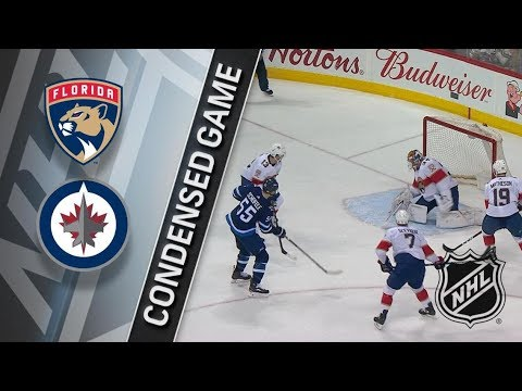 Florida Panthers vs Winnipeg Jets – Feb. 18, 2018 | Game Highlights | NHL 2017/18. Обзор