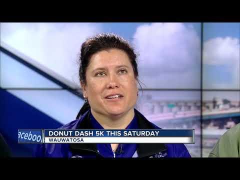 Donut Dash 5K makes final preparations for Saturday