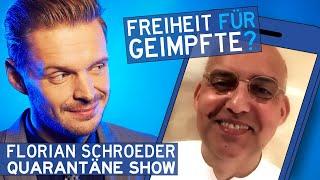 Die Corona-Quarantäne-Show vom 10.02.2021 mit Florian & Eckhard
