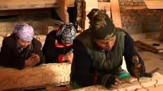 Резьба по дереву  Таджикистан