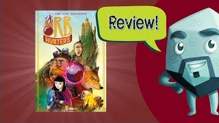 Orb Hunters Review - with Zee Garcia
