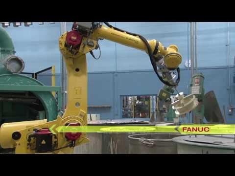 Robotic Investment Casting System – Urschel Laboratories, Inc.