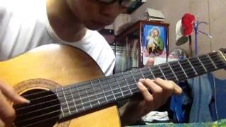 (Phương Thanh) Khi giấc mơ về - guitar solo