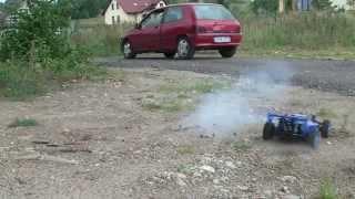 RC samochód spalinowy VRX-2 od NitroTek