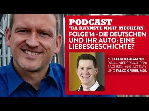 Podcast - Folge 14 - Die Deutschen und ihr Auto: eine Liebesgeschichte? (mit Felix Kaufmann)