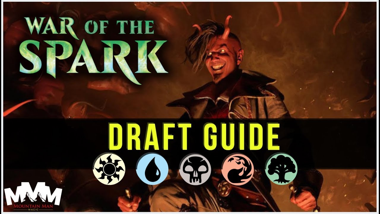 War of the Spark Draft Guide - MTG Arena, MTGO, and Paper Drafting Guide  for MTG WAR!