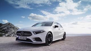 Mercedes A Class 2018 New  Model-Mercedesin Üst Sınıf Son Harikası