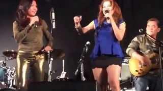 Aegis live in Belgium 14/11/2014 (vid1)
