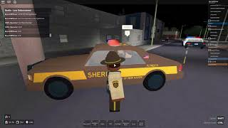 [RBLX] New Haven County Sheriffs Patrol [Ep. 1]