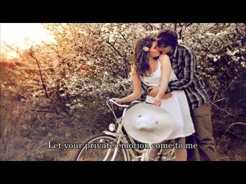 private emotion lyrics on screen