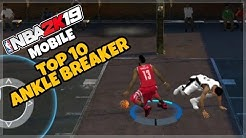 top 10 ankle breakers 2k19 2019 top 10 ankle breakers 2k19 2018