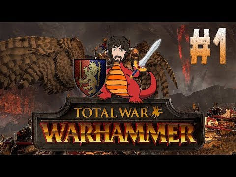 Total War: Warhammer - Blind Bretonnia | #1
