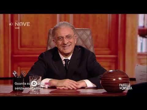 Crozza De Luca e le diatribe con l'Assessor Borriello
