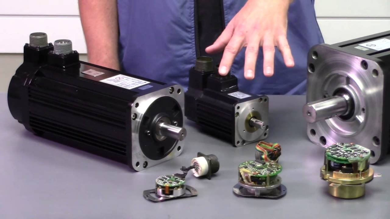 Yaskawa USA Series AC Servo Motors Overview