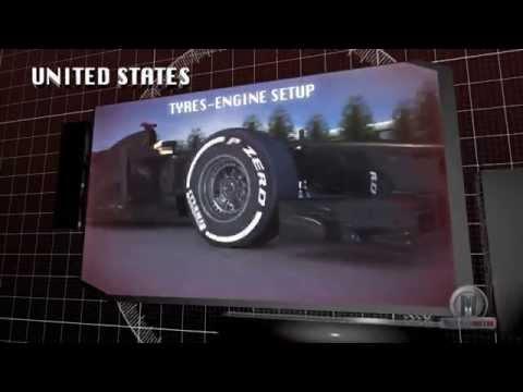 Pirelli Formula One Austin USA 2015