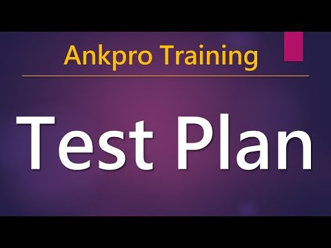 Manual testing 36 - What is Test plan? Detailed descriptions on 15 Sections of a formal Test Plan