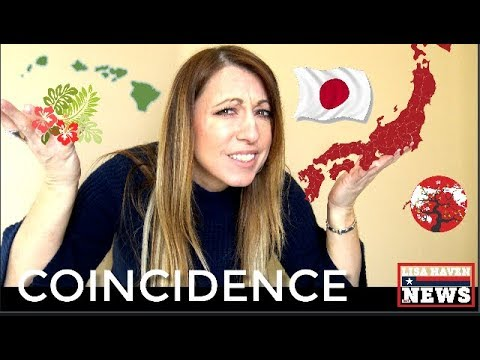 First Hawaii, Now Japan Issues Missile Launch Warning?? Coincidence?? I Think Not!