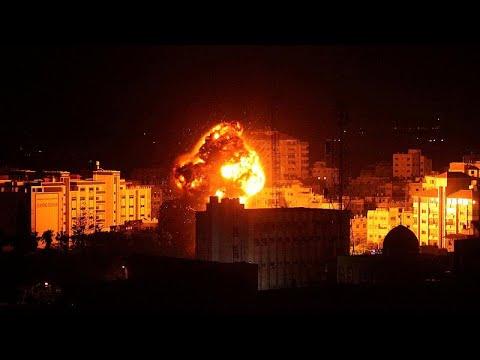 ضربات متبادلة بين حماس وإسرائيل خلال الليل ومصر تتوسط للتهدئة…  - نشر قبل 3 ساعة
