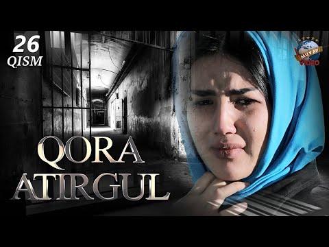 Qora Atirgul (o'zbek Serial) 26-qism | Кора атиргул (узбек сериал) 26-кисм