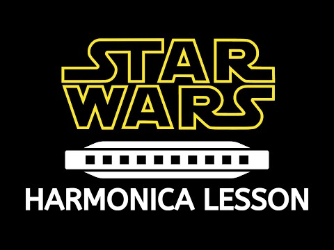 Star Wars Theme on Harmonica (Saturday Song Study #4)