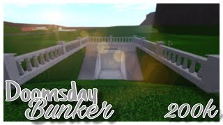 ROBLOX | Welcome To Bloxburg: Doomsday Bunker (219k)
