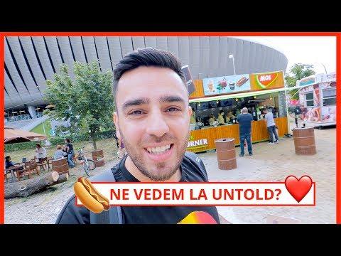Niciun vlogger nu a mai făcut asta la Untold! (Daily Vlog: Ziua 1 & Ziua 2)