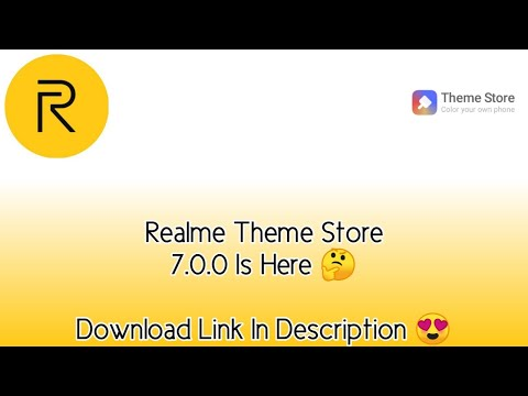 Realme Theme Store 7.0 | Color OS Theme Store 7.0 - New Themes, Wallpapers, Fonts, Ringtones 🙂