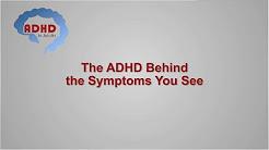 ADHD Symptoms & Behaviors in Adults , ADHD in Adults