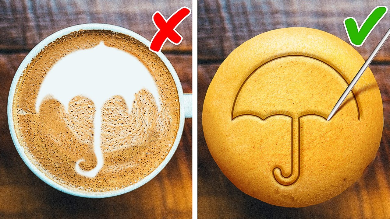 35 Heart-Warming Beverages And Cookie Forming Ideas