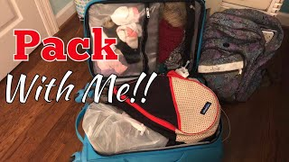 VLOGMAS Day 16: Pack With Me!!