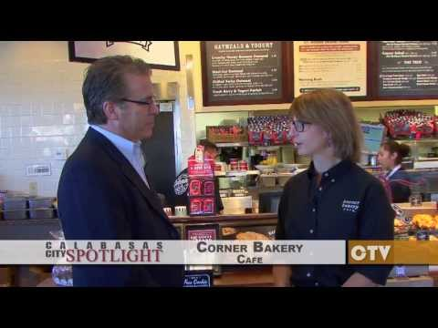Calabasas City Spotlight - Corner Bakery Cafe in Calabasas