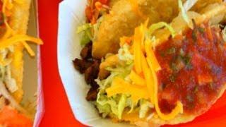 Taco Wars #3: Puffy Tacos vs Borracho Tacos