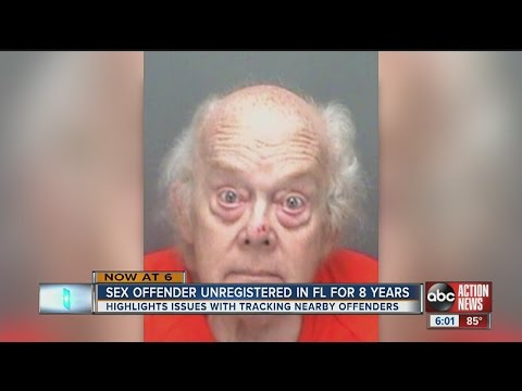 Thumbnail: It took 8 years to find this sex offender living in Florida