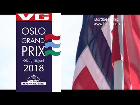 VG Oslo Grand Prix helgen 2018 nærmer seg!