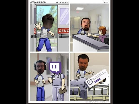 DSP NEWS BREAKING NEWS: DSPGAMING IS SUSPENDED OFF TWITCH... BUT FOR HOW LONG ACK ACK ACK 24 HRS!!!