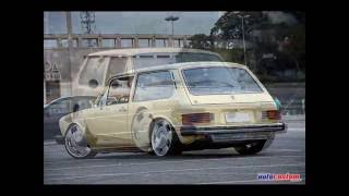 BRASILIA and VW 2016 HD