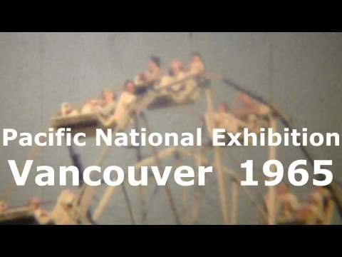 Pacific National Exhibition Vancouver 1965