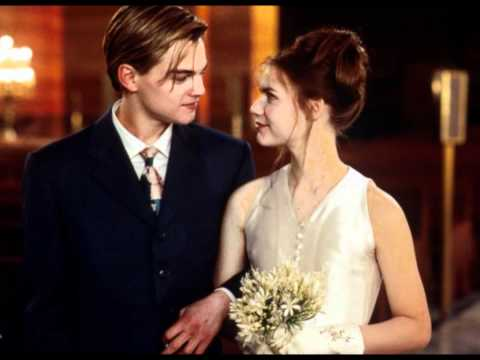 Romeo and Juliet ( Images from the movie 1996)